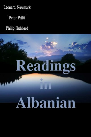 readings in albanian vol i and ii