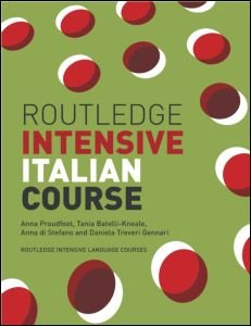routledge intensive italian course cd audio