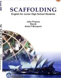 scaffolding english for junior high school students grade ix
