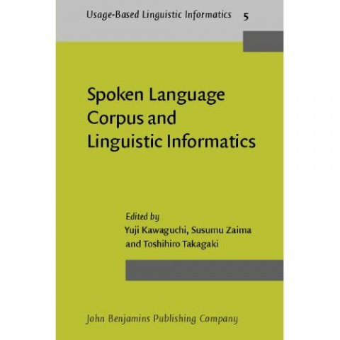 spoken language corpus and linguistic informatics