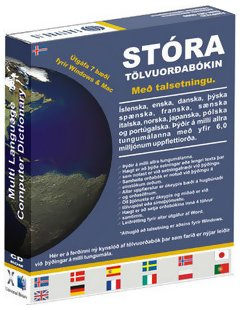 st243ra t246lvuor240ab243kin 5 0 icelandic multi language dictionary