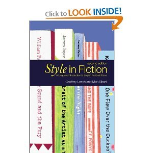 style in fiction a linguistic introduction to english fictional prose 2nd edition