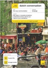 teach yourself dutch conversation cd