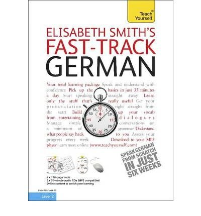 teach yourself fast-track german