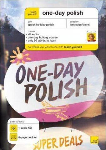 teach yourself one-day polish