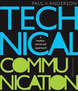 technical communication 7 edition