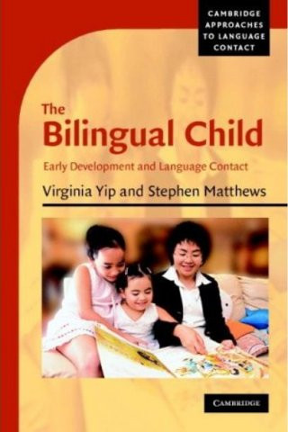 the bilingual child early development and language contact
