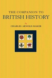 the companion to british history 2nd edition