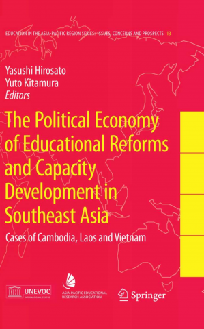 the political economy of educational reforms and capacity development in southeast asia cases of cambodia laos and vietnam