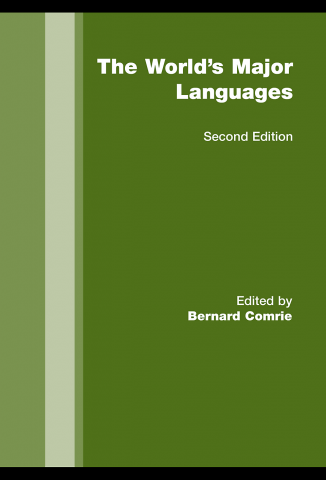 The Worlds Major Languages 2nd ed. 2009
