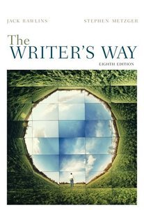 the writers way 8 edition