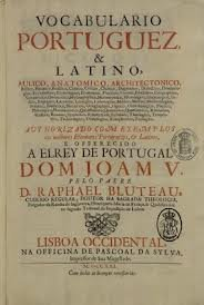 vocabulario portuguez latino vol 5 letras k