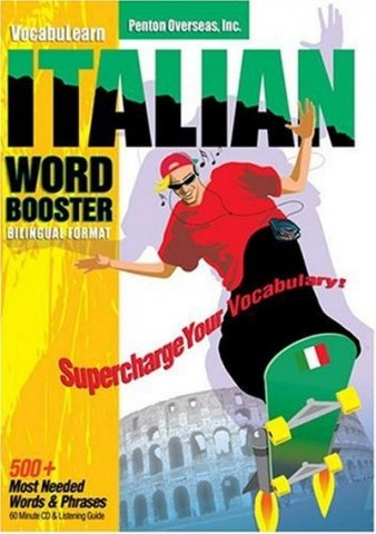 vocabulearn italian word booster