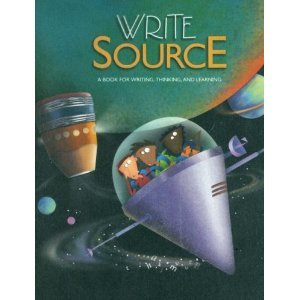 write source a book for writing thinking and learning grade 6