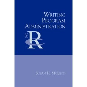 writing program administration reference guides to rhetoric and composition
